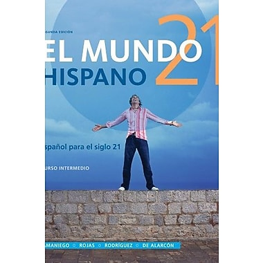 El Mundo 21 hispano Used Book (9781133935605)