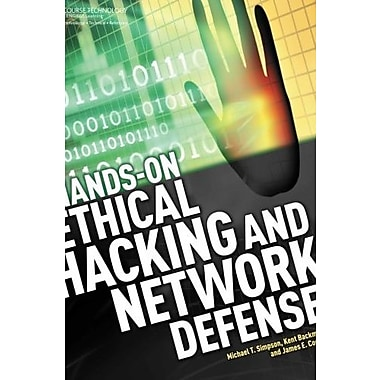 Hands-On Ethical Hacking and Network Defense Used Book (9781133935612)