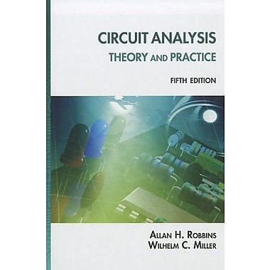 Circuit Analysis: Theory and Practice Used Book (9781133937692)