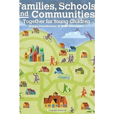 Families, Schools and Communities: Together for Young Children Used Book (9781133938941)