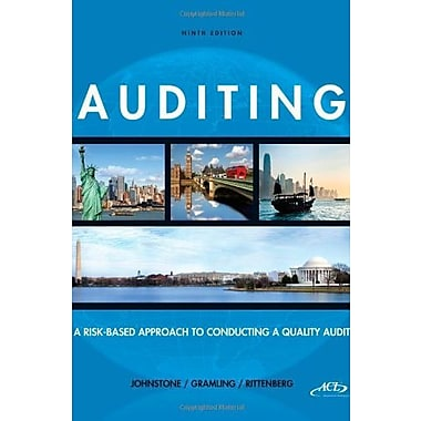 Auditing: A Risk-Based Approach to Conducting a Quality Audit Used Book (9781133939153)