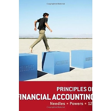 Principles of Financial Accounting Used Book (9781133939283)