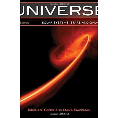 Universe: Solar System, Stars and Galaxies Used Book (9781133940500)