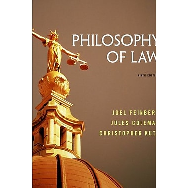 Philosophy of Law Used Book (9781133942962)