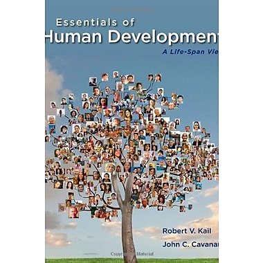Essentials of Human Development: A Life-Span View Used Book (9781133943440)