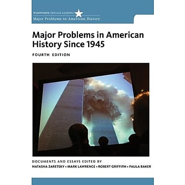 Major Problems in American History Since 1945 Used Book (9781133944140)
