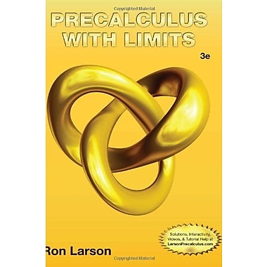 Precalculus with Limits Used Book (9781133947202)