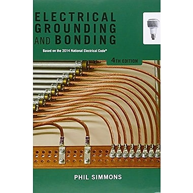 Electrical Grounding and Bonding Used Book (9781133948605)