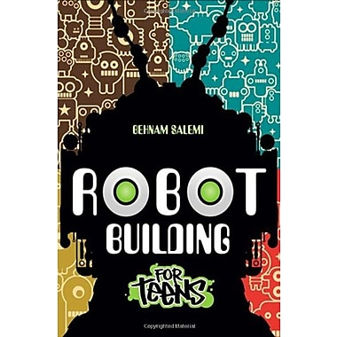 Robot Building for Teens Used Book (9781133948650)