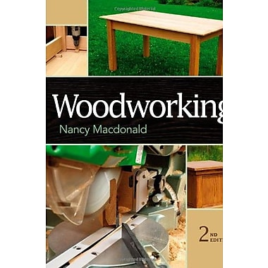 Woodworking Used Book (9781133949633)