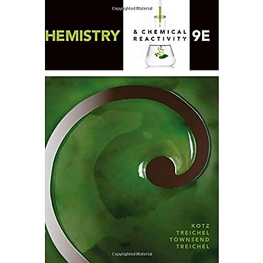 Chemistry & Chemical Reactivity Used Book (9781133949640)
