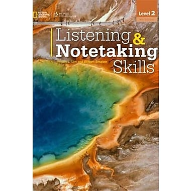 Listening & Notetaking Skills2 Student Book Noteworthy Used Book (9781133950608)