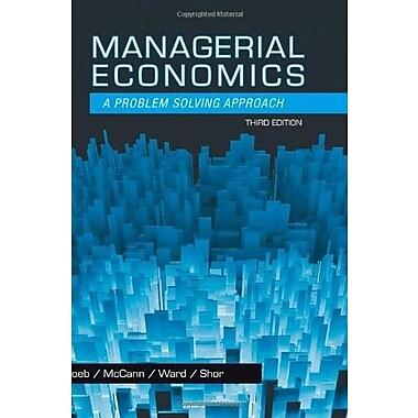 Managerial Economics Used Book (9781133951483)