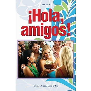 Hola, amigos! Used Book (9781133952138)