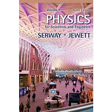 Physics for Scientists and Engineers, Volume 1 Used Book (9781133954156)