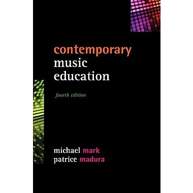 Contemporary Music Education Used Book (9781133956303)