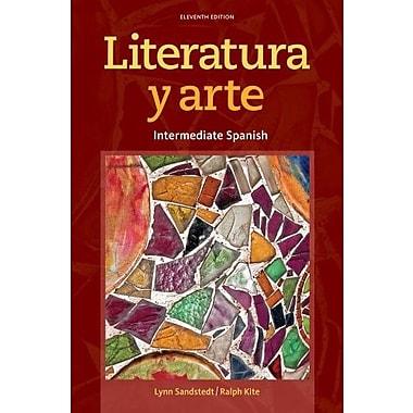 Literatura y arte Used Book (9781133956716)
