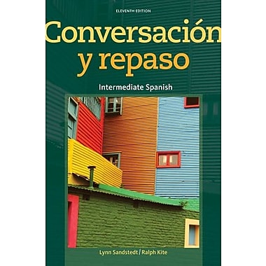 Conversacion y repaso Used Book (9781133956846)