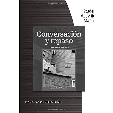 SAM for Sandstedt/Kite's Conversacion y repaso, 11th Used Book (9781133956792)