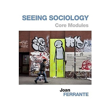 Seeing Sociology: Core Modules Used Book (9781133963165)