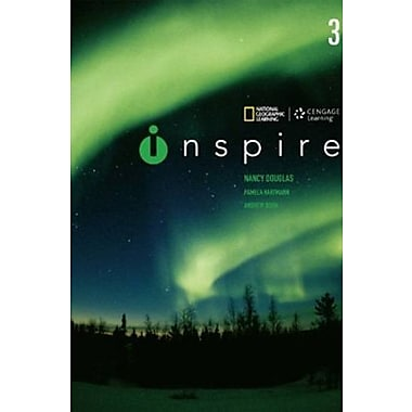 Inspire 3 Used Book (9781133963424)