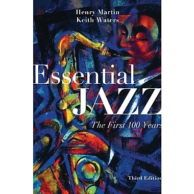 Essential Jazz (with CourseMate Printed Access Card and 2-CD Set), New Book (9781285749150)