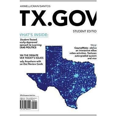 TX.GOV Used Book (9781133964414)