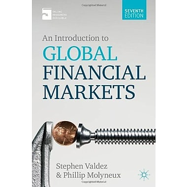 An Introduction to Global Financial Markets Used Book (9781137007520)