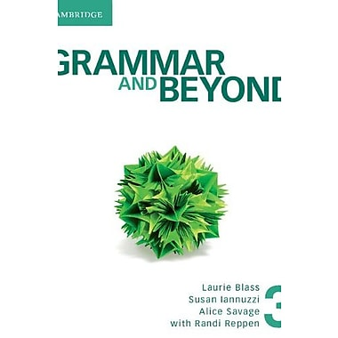 Grammar & Beyond Level 3 Student's Book, Workbook, & Writing Skills Interactive for Blackboard Pack, Used Book