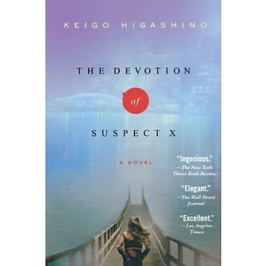 The Devotion of Suspect X: A Detective Galileo Novel (Detective Galileo Series) (9781250002693)