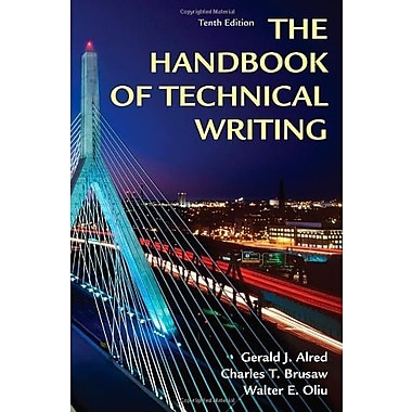 Handbook of Technical Writing, Tenth Edition, Used Book (9781250004413)