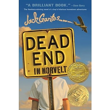 Dead End in Norvelt (Norvelt Series), New Book (9781250010230)