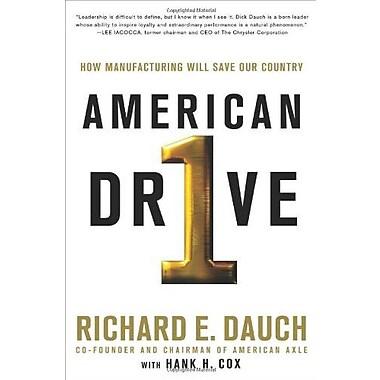 American Drive, Used Book (9781250010827)