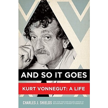 And So It Goes: Kurt Vonnegut: A Life, Used Book (9781250012180)
