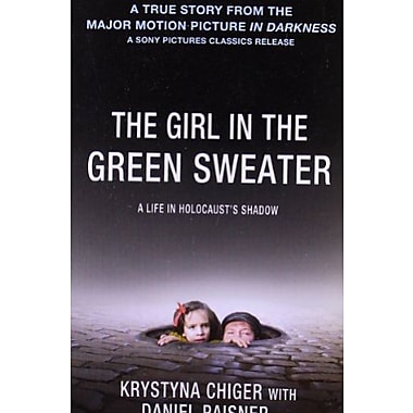 The Girl in the Green Sweater: A Life in Holocaust's Shadow, New Book (9781250018984)