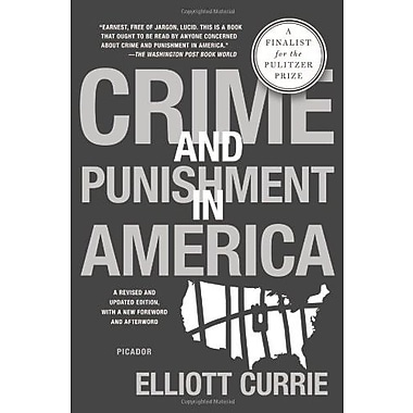 Crime and Punishment in America (9781250024213)