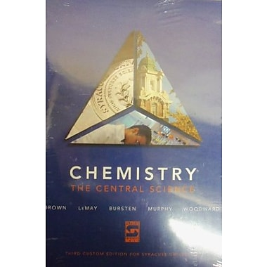 Chemistry: The Central Science [12 E], Used Book (9781256150107)