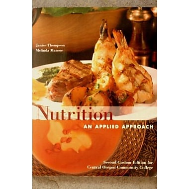 Nutrition an Applied Approach, Used Book (9781256336075)