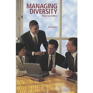 Managing Diversity (9th Edition), New Book (9781256860297)