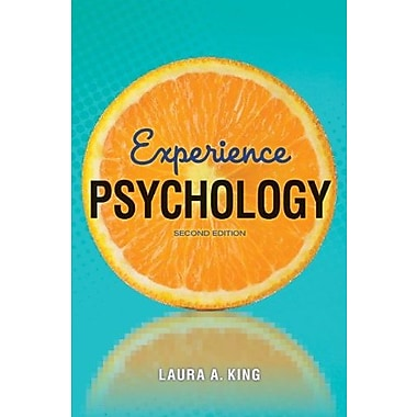 Experience Psychology, Used Book (9781259143687)