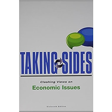 Taking Sides: Clashing Views on Economic Issues (9781259170997)