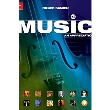 MP3 Disc for Music: An Appreciation (9781259203152)