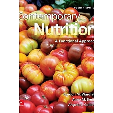 Contemporary Nutrition: A Functional Approach with Connect Plus Access Card (9781259203442)