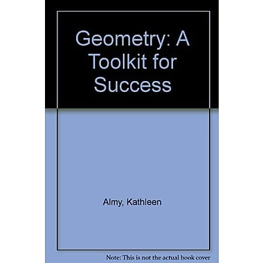 Geometry: A Toolkit for Success, Used Book (9781269221672)