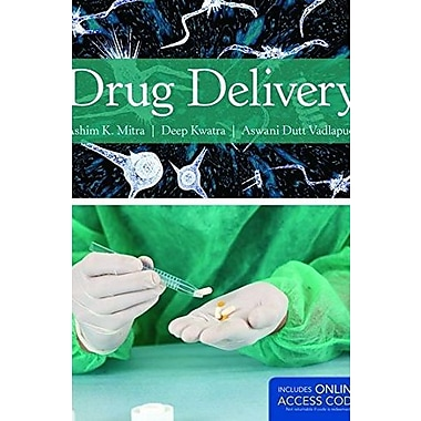 Drug Delivery, New Book (9781284025682)
