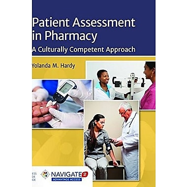 Patient Assessment In Pharmacy: A Culturally Competent Approach, Used Book (9781284025743)