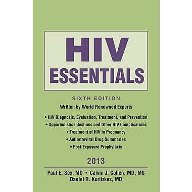 HIV Essentials 2013 (9781284029802)