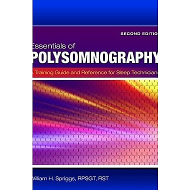 Essentials Of Polysomnography: A Training Guide and Reference For Sleep Technicians, Used Book (9781284030273)