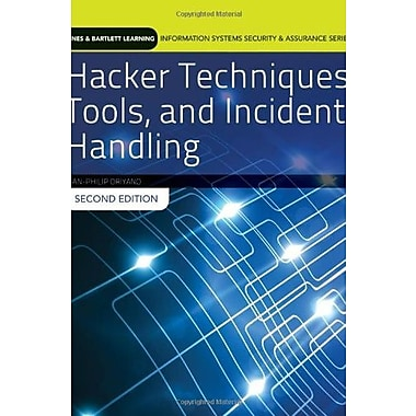 Hacker Techniques, Tools, And Incident Handling (9781284031713), New Book