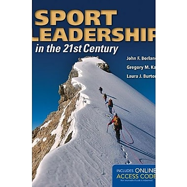 Sport Leadership In The 21St Century, Used Book (9781284034158)